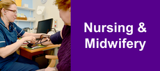 Nursing and midwifery